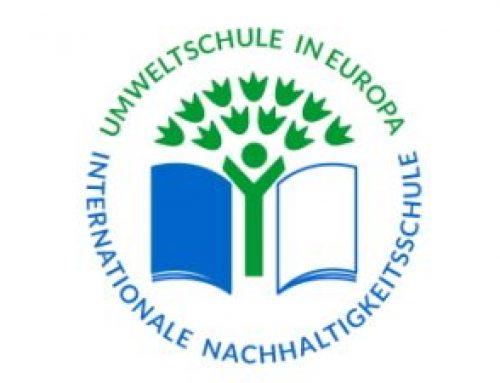 """Nehringschule als """"Umweltschule"""" ausgezeichnet"""